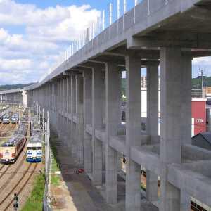 石川県金沢市 乙丸高架橋